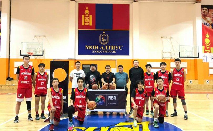 FIBA Skills Challenge: Монголын багууд эхний хожлоо авлаа