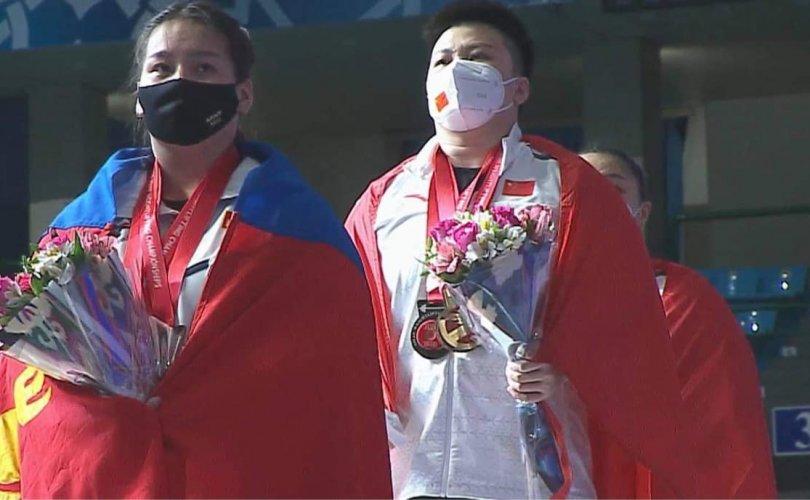 М.Анхцэцэг Азийн аваргаас хүрэл медаль хүртлээ