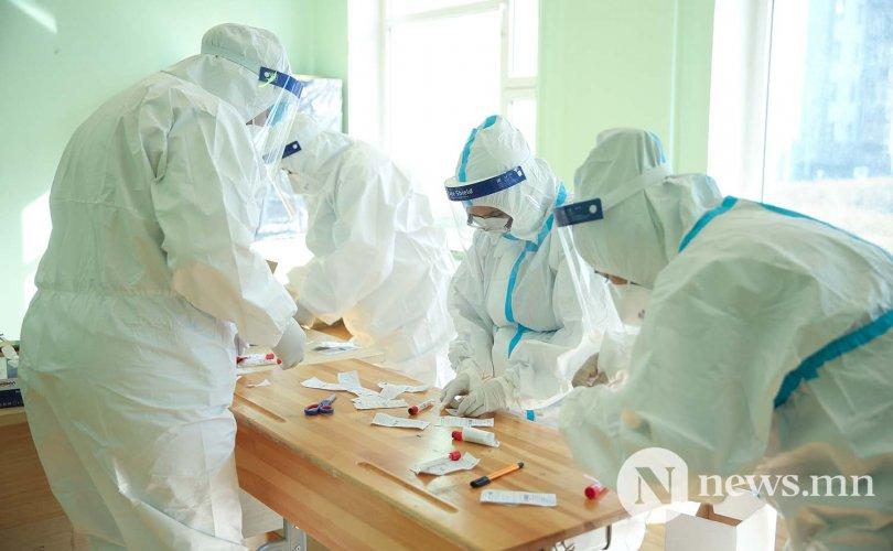Резидент эмч нарыг дахин дайчилж эхэллээ