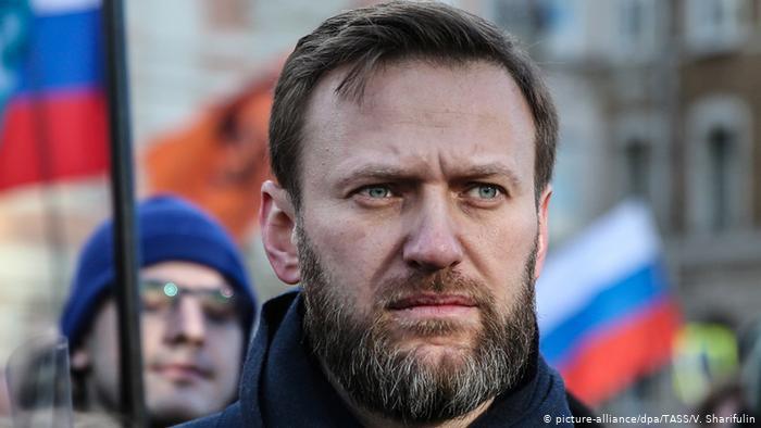Алексей Навальныйг нугасны ивэрхийтэй болсон гэж оношилжээ
