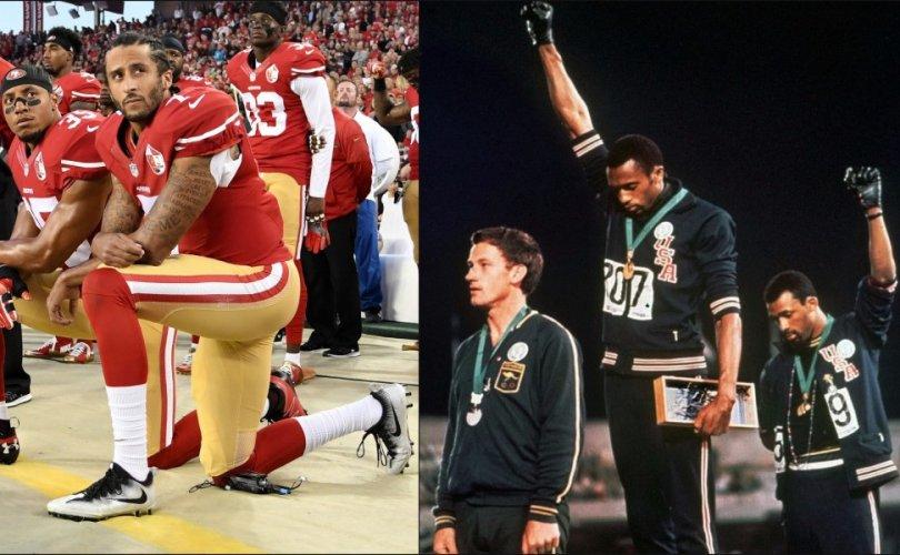Олимпийн үеэр эсэргүүцэл үзүүлсэн тамирчдыг шийтгэнэ