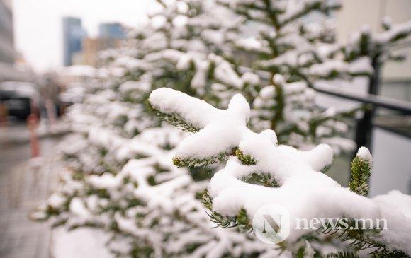 Аравдугаар сарын 23-наас цас орж, хүйтэрнэ