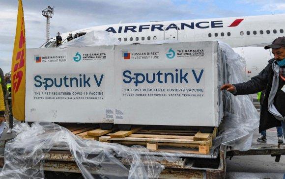 Спутник-V вакцин Европыг хагаралдуулав