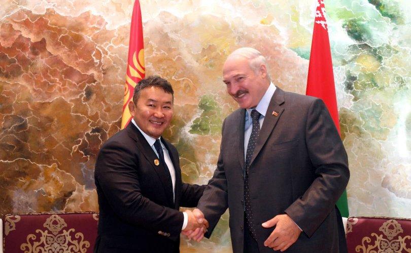 Х.Баттулга Лукашенкогийн мөнгө угаах сүлжээний хамтрагч уу?