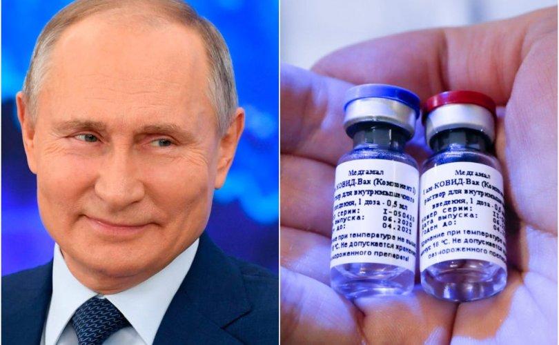 Словакт нийлүүлсэн 200 мянган тун Спутник-V вакцинаа буцааж нэхэв