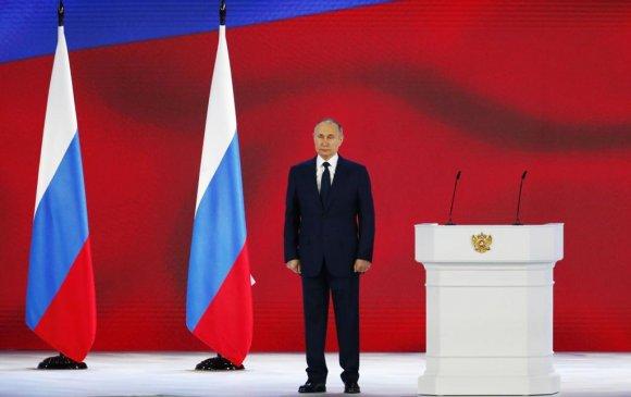 """Путин барууны орнуудыг """"улаан шугам"""" давахгүй байхыг анхааруулав"""