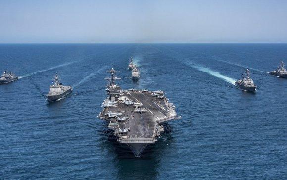 Эдийн засаг хямарсан ч олон улсын цэргийн төсөв рекорд тогтоов