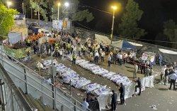 Израилд шашны баярын үеэр 44 хүн дарагдаж нас баржээ
