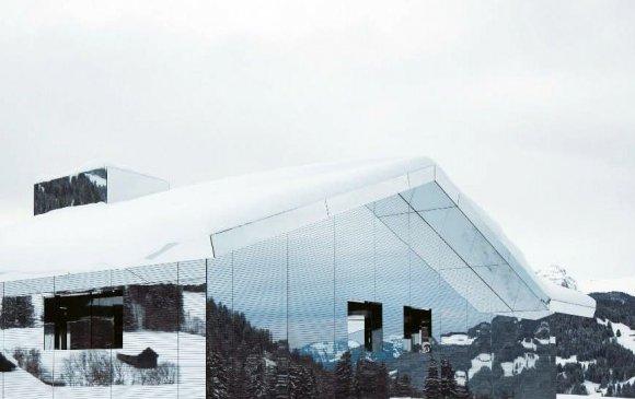 Альпийн нуруун дахь толин байшин шүүмжлэл дагуулав