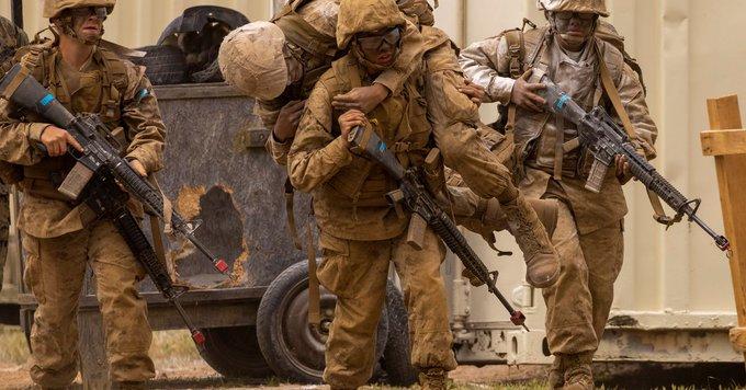 АНУ-ын тэнгисийн цэрэгт анх удаа эмэгтэйчүүд тэнцлээ