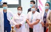 Сонгинохайрхан дүүргийн жишиг нэгдсэн эмнэлэг нээлтээ хийлээ