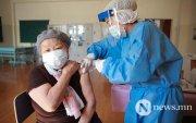 Ахмадуудыг вакцинжуулах ажил үргэлжилж байна
