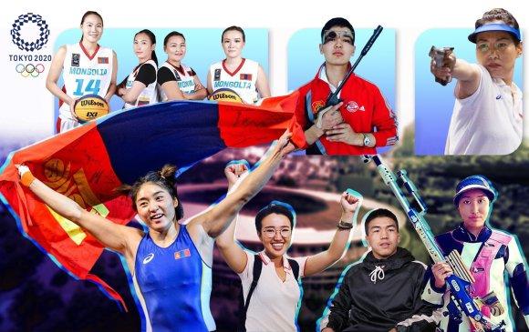 Монгол Улс олимпоос нэг мөнгө, нэг хүрэл медаль хүртэнэ гэв