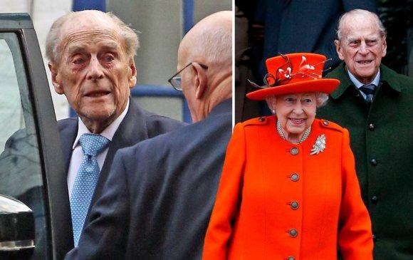 Их Британийн гүн Филипп 99 насандаа таалал төгсөв