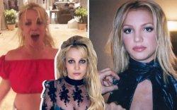 Бритни Спирс: Баримтат киногоо үзээд 2 долоо хоног уйлсан