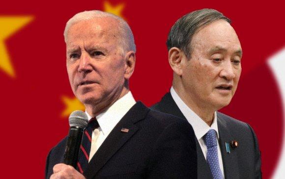 АНУ, Япон хамтран Хятадын эсрэг тууштай зогсоно