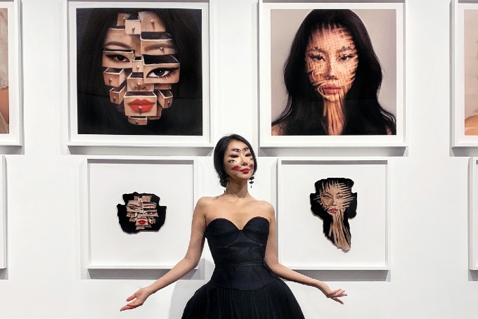 Vogue-Singapore-March-2021-Dain-Yoon-beauty-make-up-artist-optical-illusion-surrealist-art-Korean-viral-Facebook
