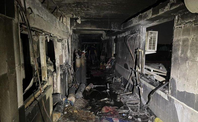 Иракт хүчилтөрөгчийн баллоны дэлбэрэлтэд 82 хүн өртжээ