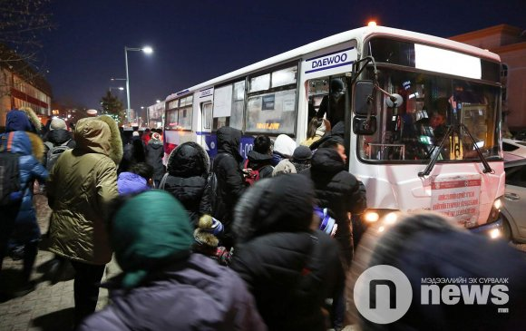 Автобусаа зохицуулж чадахгүй бол дугаарын хязгаарлалтаа цуцал!