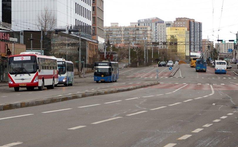 Зам хаах хугацаанд нийтийн тээврийн хоёр чиглэл зогсоно