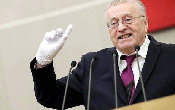 Жириновский Туркийн шоронд хоригдож байсан тухайгаа ярьжээ