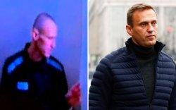 24 хоног өлсгөлөн зарласан Навальный олон нийтийн өмнө гарав