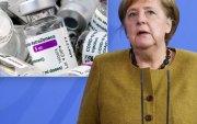 """Ангела Меркель """"AstraZeneca"""" вакцин хийлгэжээ"""