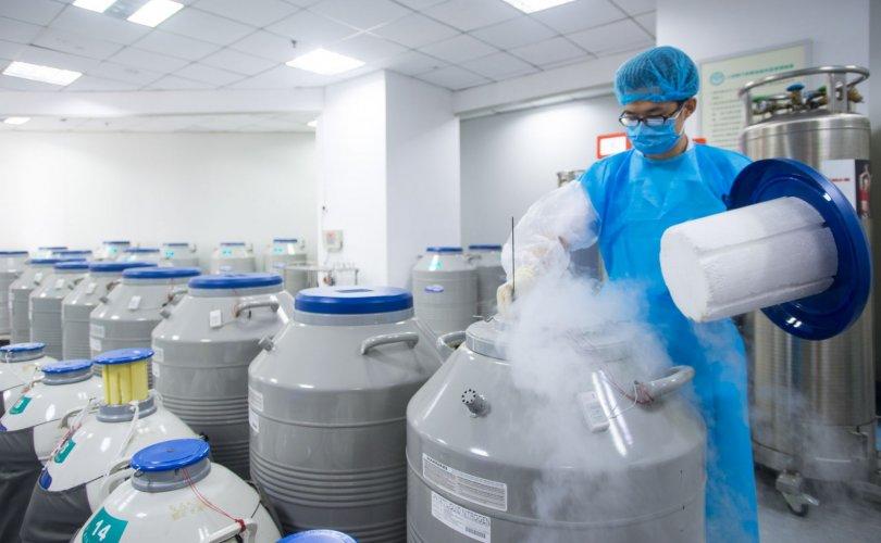 Хятадын спермийн банк дутагдалд орж, сперм худалдаж авах үнээ нэмжээ