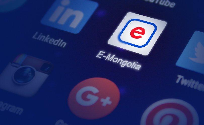 E-Mongolia систем 1 сая хэрэглэгчтэй боллоо