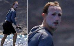 Марк Зукерберг яагаад нарны тосоо хэтрүүлсэн бэ?