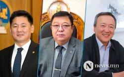 Танилц: Шинэ Ерөнхийлөгчид үйлчлэх хууль