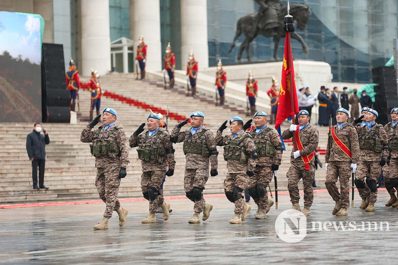 Чингисийн одон талбай (2)