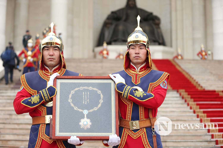 Чингисийн одон талбай (5)