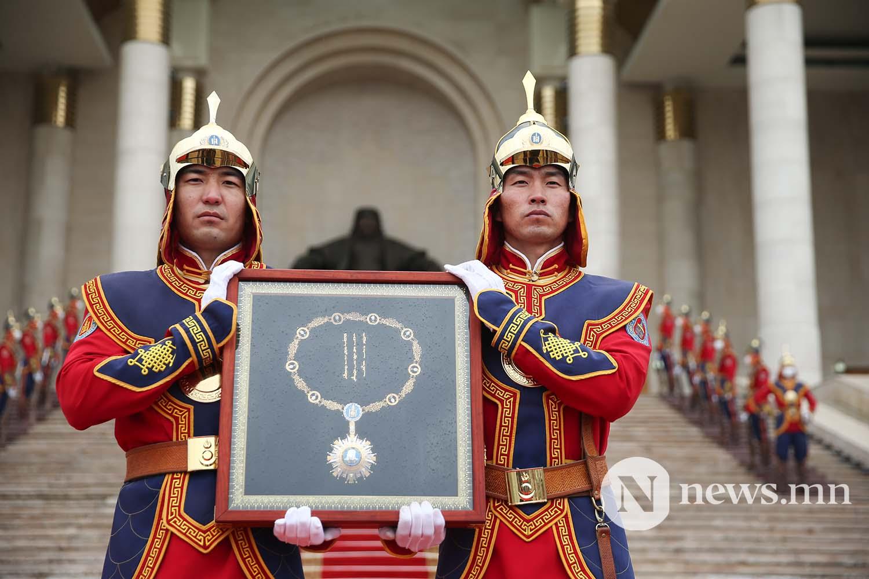 Чингисийн одон талбай (9)