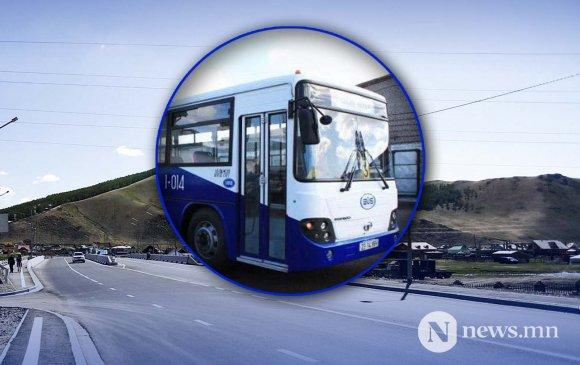 Зуслангийн чиглэлд автобус явж эхэллээ
