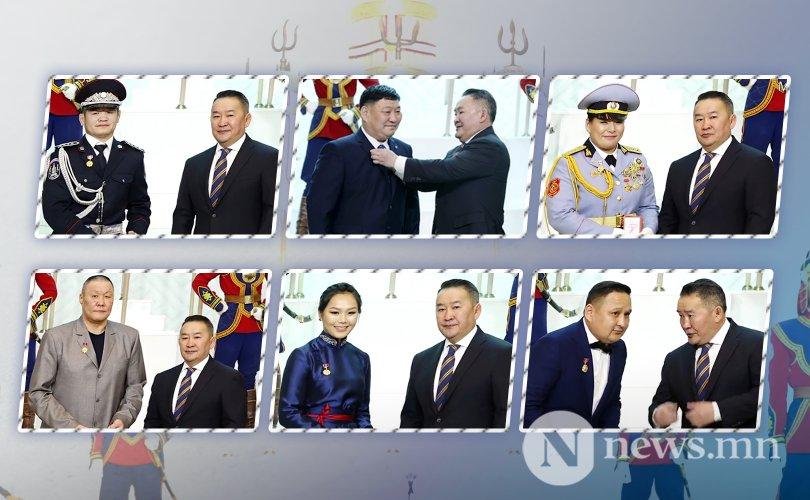Монголын спортын салбарынхан хөдөлмөрөө үнэлүүлэв