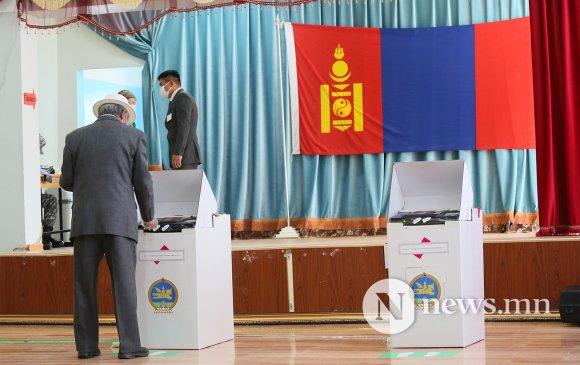 Сонгууль өгөхөөр бүртгүүлсэн гадаад дахь Монголчуудын ирц 44.6 хувьтай байна