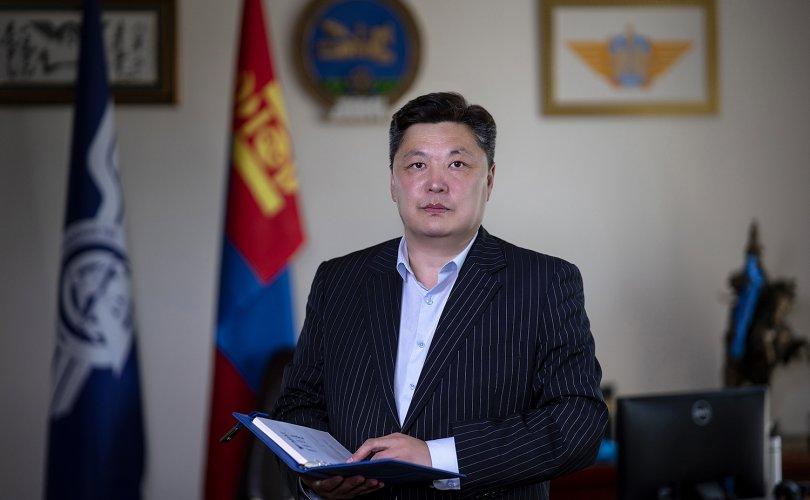 """""""Монголын нисэх хүчний түүхийг үргэлжлүүлэх нь бидний үүрэг"""""""