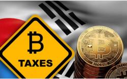 Өмнөд Солонгос криптовалютын ашгаас 20 хувийн татвар авна