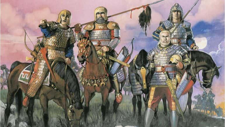 ОХУ 3000 жилийн тэртээх скиф армийг клоны аргаар амилуулна