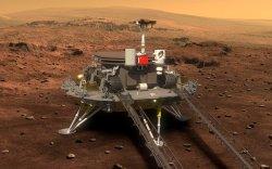 Хятад улс анх удаа судалгааны станцаа Ангараг дээр буулгалаа