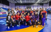 Монголын чөлөөт бөхийн эмэгтэй баг олимпод багаараа оролцоно