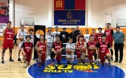 Монголын багууд тивээ тэргүүлж, ДАШТ-ий эрхээ авлаа