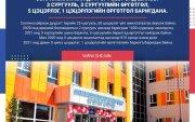 Сонгинохайрхан дүүрэгт шинээр 3 сургууль, 5 цэцэрлэг барина