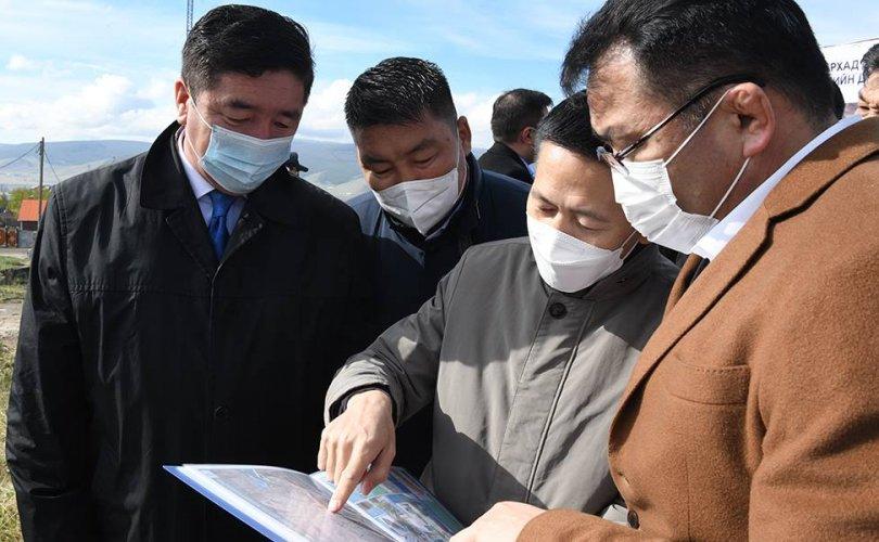 Баянзүрх дүүрэгт 300 ортой жишиг эмнэлэг барина