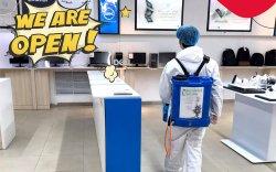 Next electronics-н салбар дэлгүүрүүд үүд хаалга нээлээ