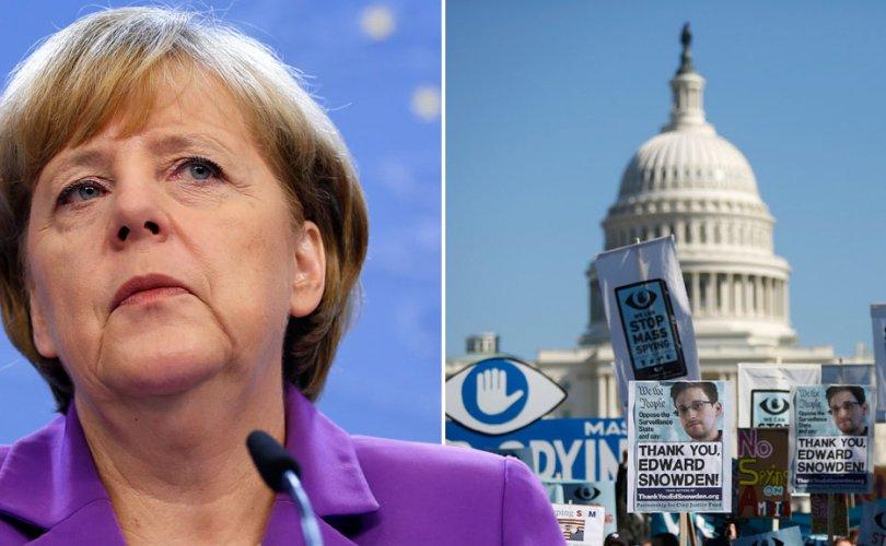 АНУ Европын түншүүдээ тагнадаг байсан гэв