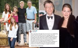 Билл Гейтс 27 жил ханилсан эхнэрээсээ салахаар шийджээ