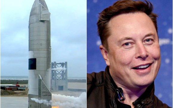 """""""Space X""""-ийн пуужин газардуулах туршилт амжилттай боллоо"""