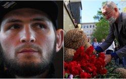 Хабиб Казаньд болсон халдлагад эмгэнэл илэрхийлэв